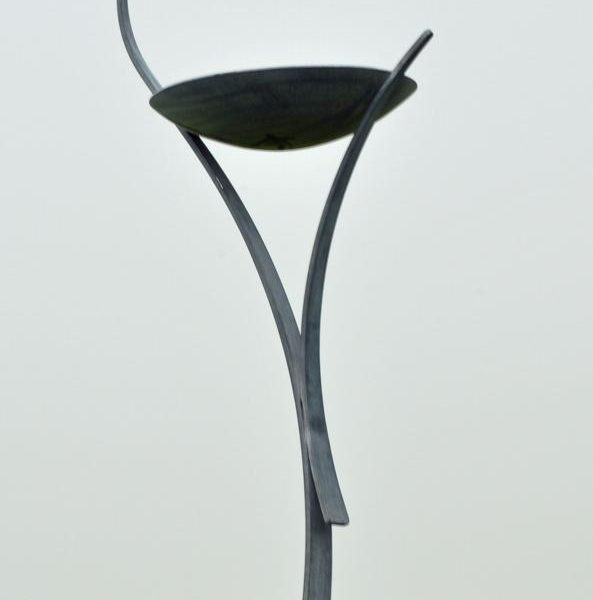 Oasis Bird Bath by Ian Gill Sculpture