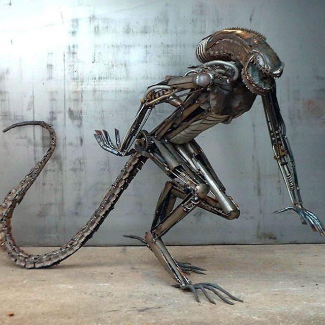 Alien by Ian Gill