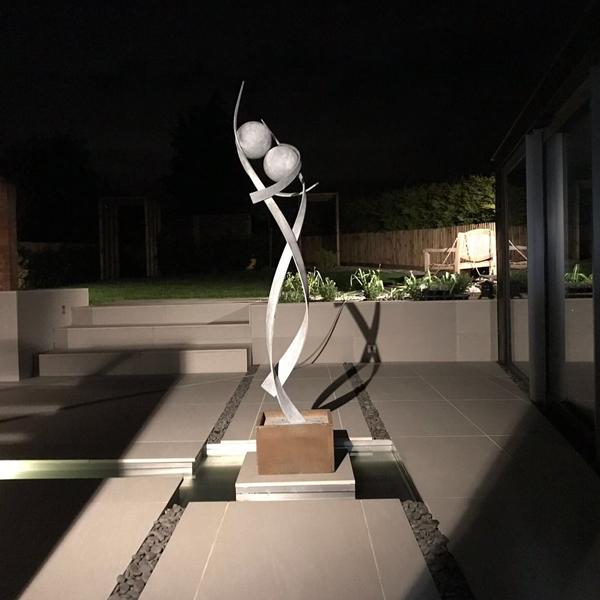 Embrace Garden Sculpture