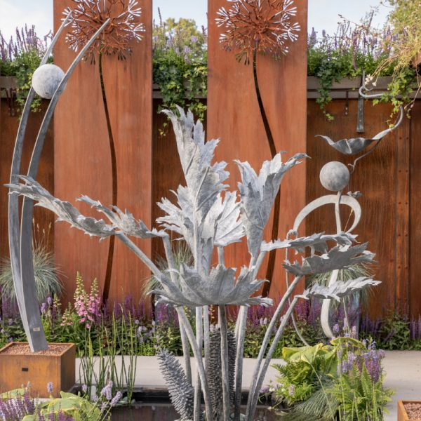 Garden Sculpture by Ian Gill