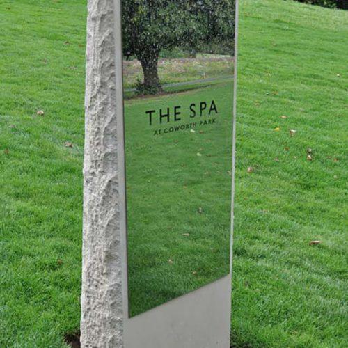 Ian Gill Sculpture - Dorchester Hotel, Coworth Park, Ascot