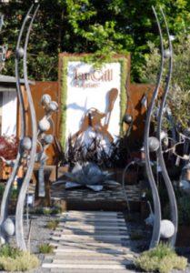 Ina Gill Sculpture - Metal Garden Sculptures