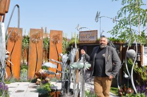 Ian Gill - Artistic Blacksmith and Metal Sculptor