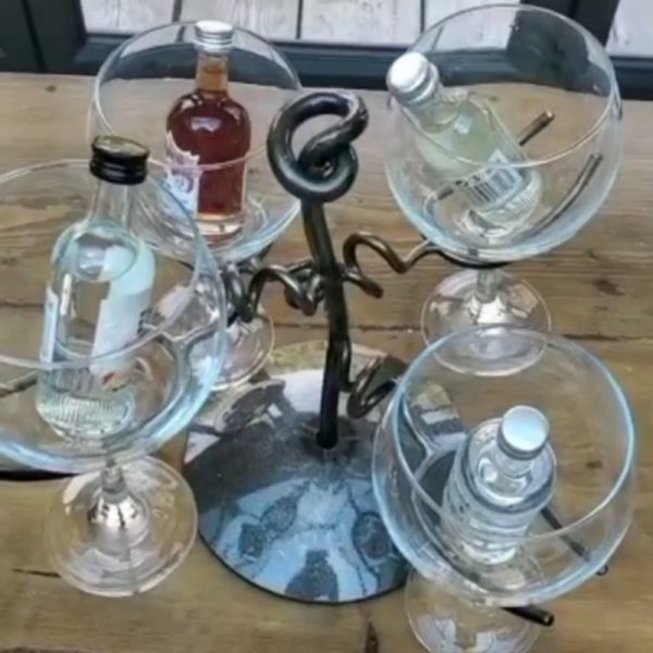 Gin / Champagne Tree
